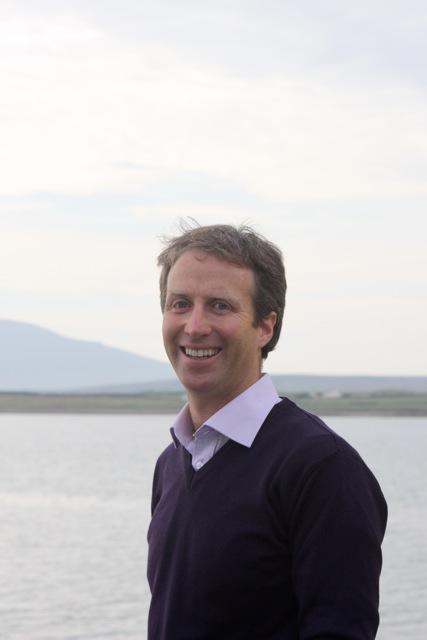 Ciarán CEO of UISCE