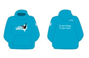 Blue limited edition hoodie